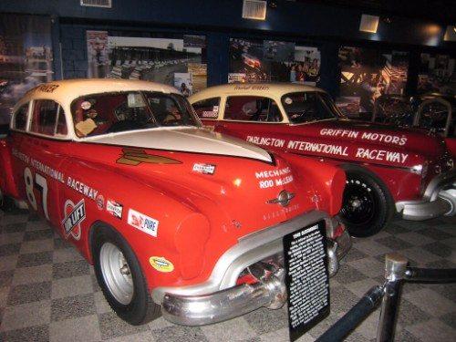 Darlington Raceway Museum