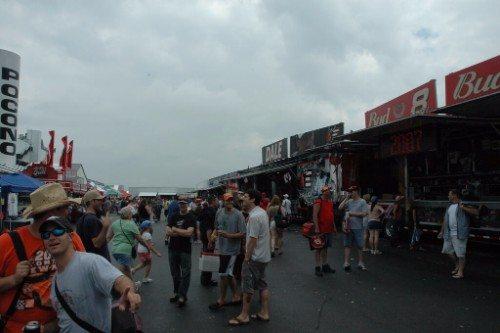 Pocono Raceway Fan Fair