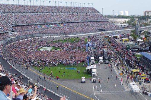 Daytona Pre-Race Extravaganza