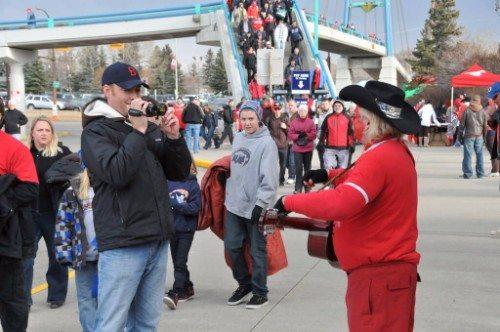 Calgary Stampeders Fan Zone