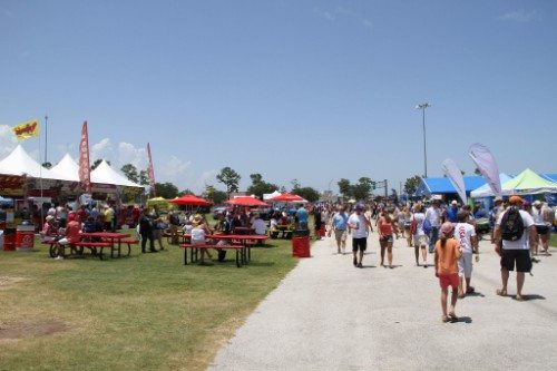 Daytona International Speedway Midway