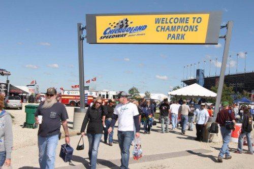 Chicagoland Champions Park