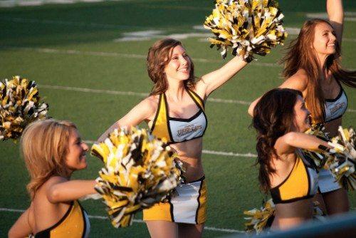 Hamilton Tiger-Cats Cheerleaders
