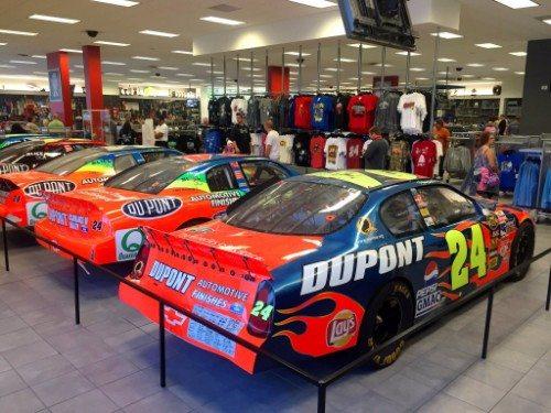 Charlotte Race Shop