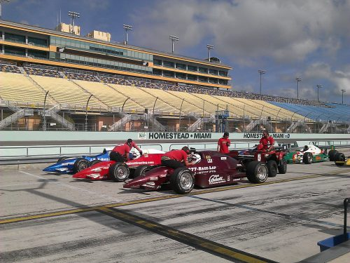 Chicagoland Andretti Racing Experience