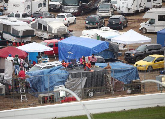 Auto Club Raceway at Pomona Camping