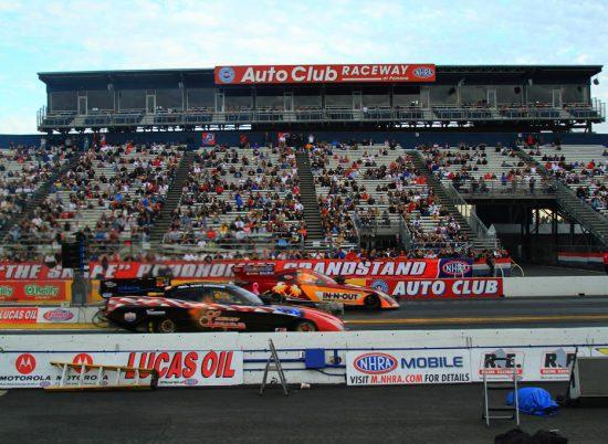 Auto Club Pomona Race