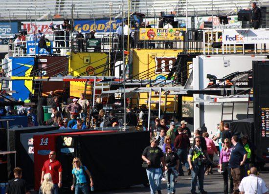 Bristol Motor Speedway Tailgate