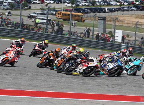 Circuit of the Americas Motorcycle