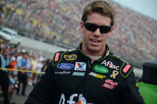 Carl Edwards Winner