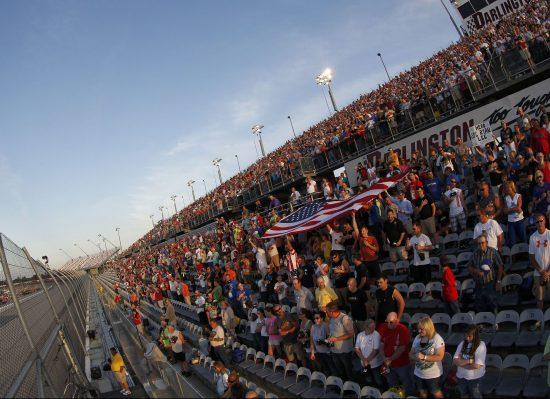 Darlington Raceway Fans