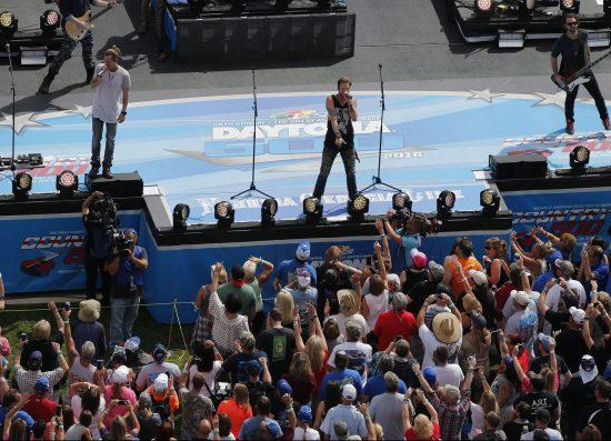 Daytona International Speedway Stage