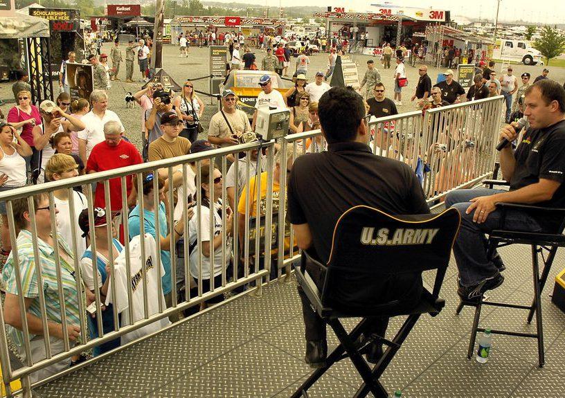 Charlotte Motor Speedway Fan Days