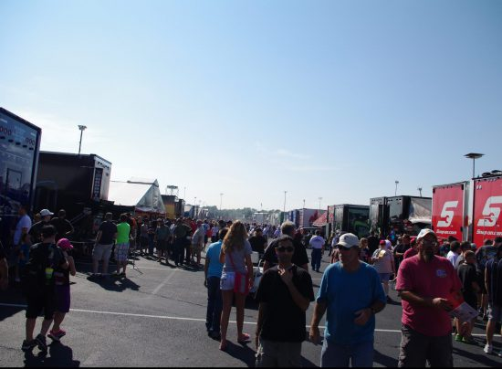 Gateway Motorsports Park Tailgate