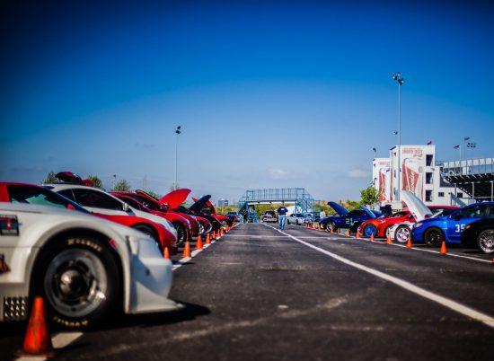 Gateway Motorsports Park Parking