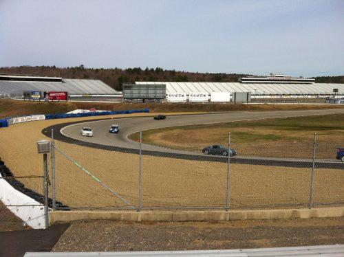 New Hampshire Motor Speedway Hot Imports Night