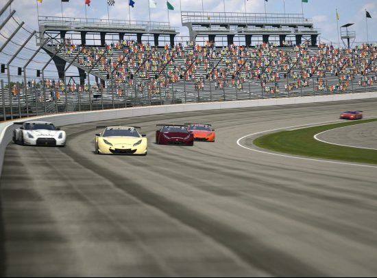 Indianapolis Motor Speedway Race