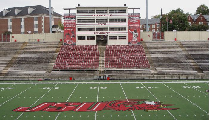 Burgess Snow Field at JSU Stadium