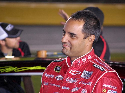 Juan Pablo Montoya Indy 500