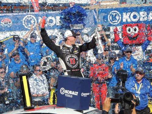 Kevin Harvick Winner