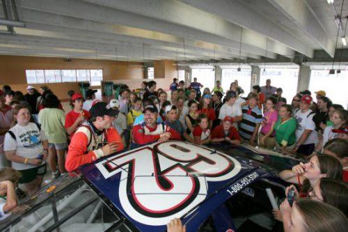 Atlanta Motor Speedway Fans