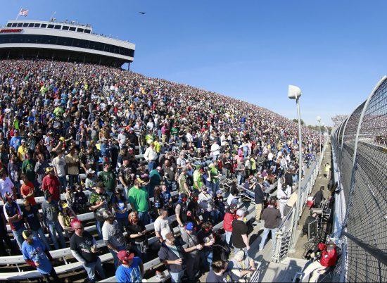 Martinsville Speedway Fans