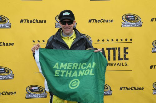 Matt Kenseth AAA 400 winner