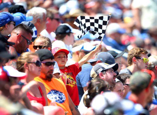 Michigan International Speedway Superfan