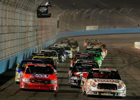 Phoenix International Raceway Race
