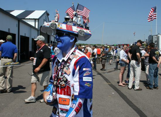 Pocono Raceway Superfan