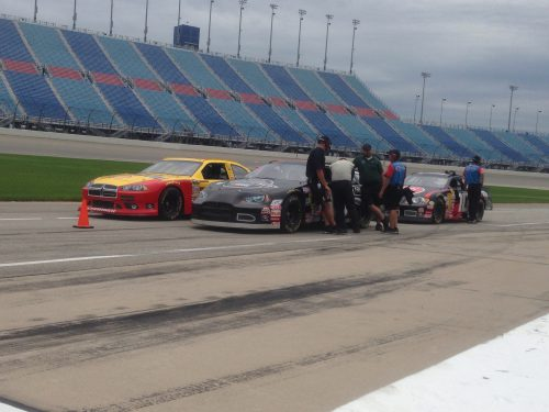 Chicagoland Richrd Petty Driving Experience