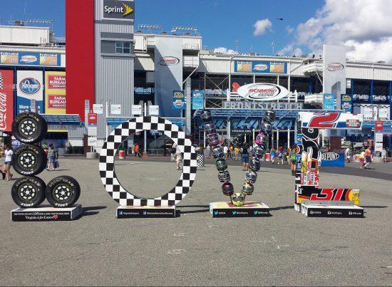 Richmond International Racecway Love