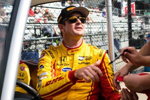 Indy 500 Ryan Hunter-Reay