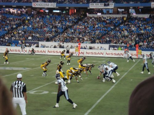 Toronto vs Tiger-Cats