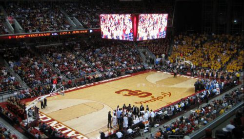 Galen Center USC Trojans