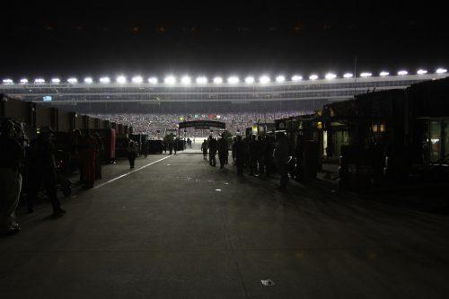 Texas Motor Speedway Victory Lane
