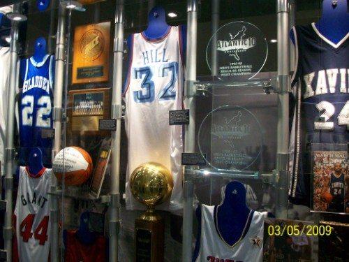 Xaveir Athletics Hall of Fame