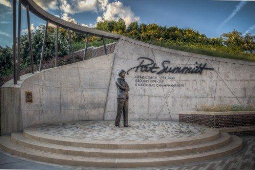 Pat Summitt Statue Tennessee