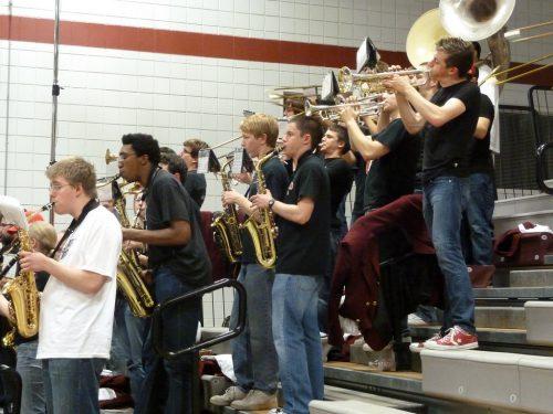 Harvard pep band