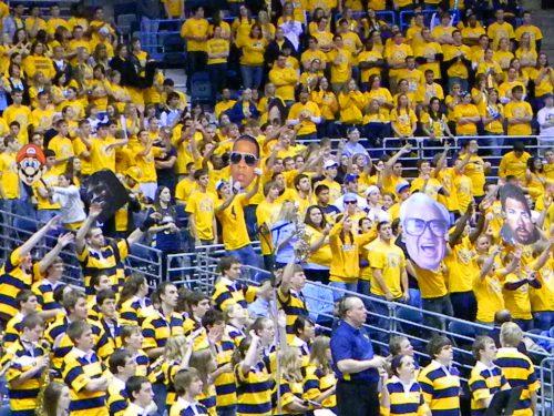 Marquette Fans