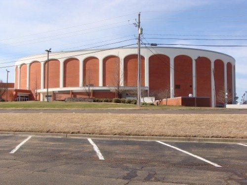 Humphrey Coliseum