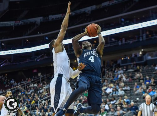Penn State Nittany Lions vs Pittsburgh Panthers basketball