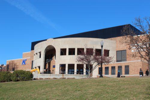 Kent State basketball arena