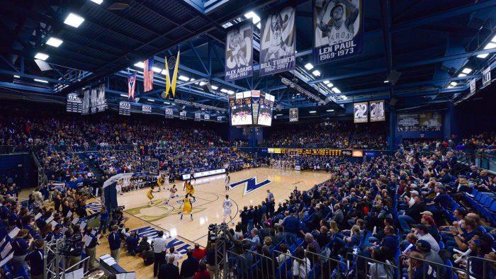 James A Rhodes Arena