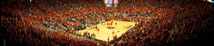 McKale Center Arizona