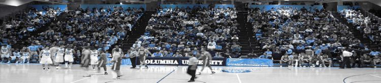 Columbia Lions Basketball Levien Gymnasium