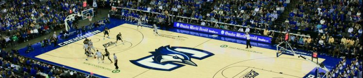Creighton Bluejays Basketball CenturyLink Center Omaha