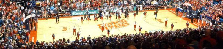 Dayton Flyers UD Arena