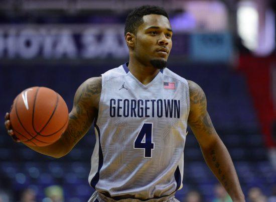 Georgetown Hoyas basketball