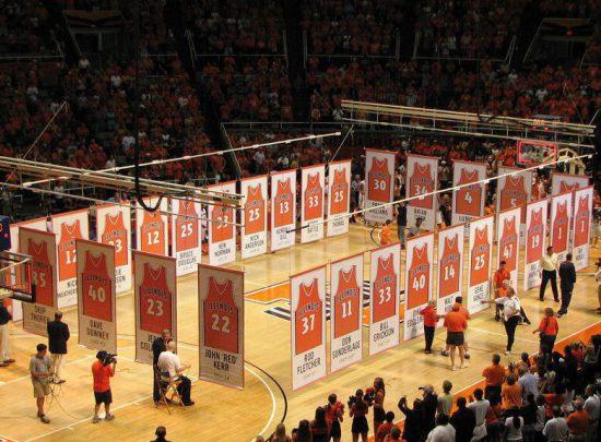 Illiniois Fighting Illini Basketballl